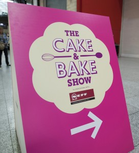 02/10/15 Pictures by Ashley Bingham. Cake and Bake show at London Excel.