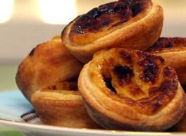 port custard tarts